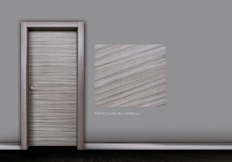 Collezione ODISSEA 301 Matrix - mod  Palissandro LK55 - Itaca Porte